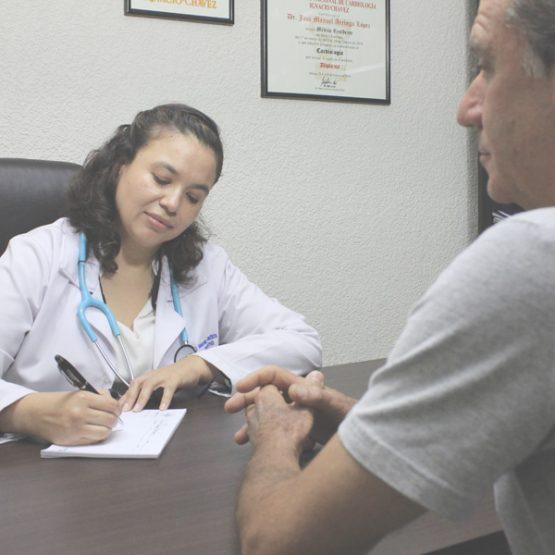 cuidados de pacientes diabeticos en xela